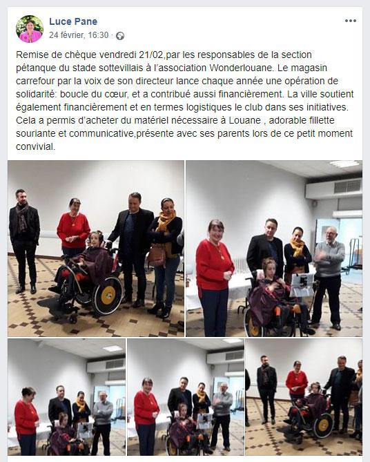 Luce Pane maire de Sotteville-Lès-Rouen