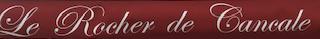 Logo Le Rocher du Cancale